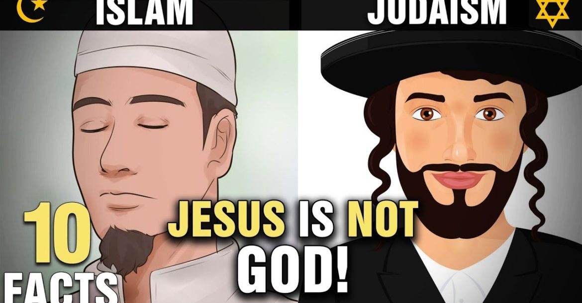 10 Surprising Similarities Between ISLAM and JUDAISM
