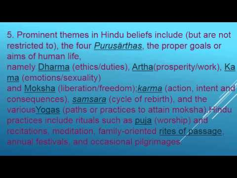 10 points about Hinduism