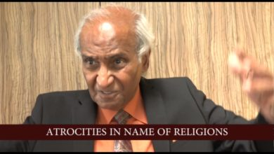 ATROCITIES IN NAME OF RELIGIONS   Hindu Academy   Jay Lakhani