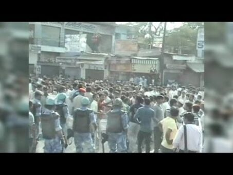 Army called in to quell Hindu-Muslim violence in northern India