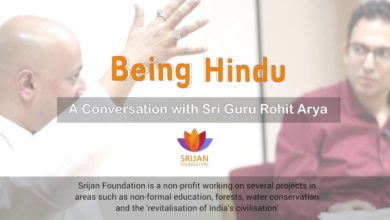 Being Hindu - A Conversation with  Sri Guru Rohit Arya