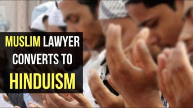 Bihar Muslim Lawyer, Sons Convert To Hinduism