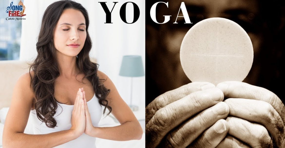 CAN A CATHOLIC PRACTICE YOGA ?? || Catholic Teaching on Yoga  ( Joseph Dinesh  )