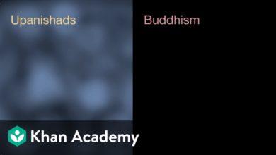 Core spiritual ideas of Buddhism | World History | Khan Academy