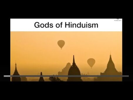 Gods of Hinduism *EXPLAINED*