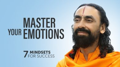 How to Master Your Emotions | 7 Mindsets for Success and Happiness by Swami Mukundananda