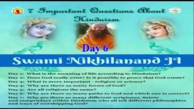 Important Questions about Hinduism 6