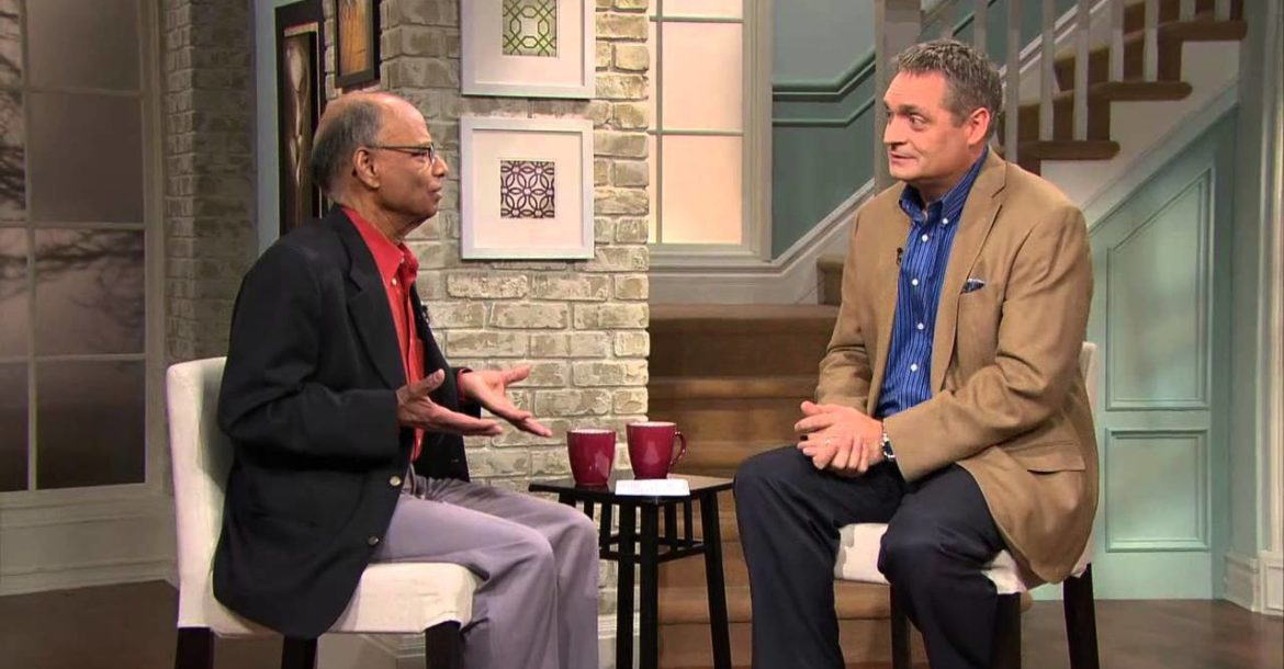 Journey from Hinduism to Christianity
