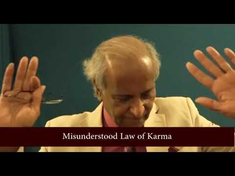 Misunderstood Law of Karma 8th OCT 2017 | Jay Lakhani | Hindu Academy