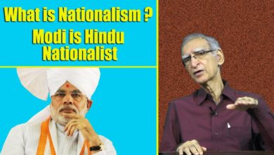 Modi is Hindu Nationalist | What is Indian Nationalism ? & Hindu Nationalism | by Dr Ram Puniyani .