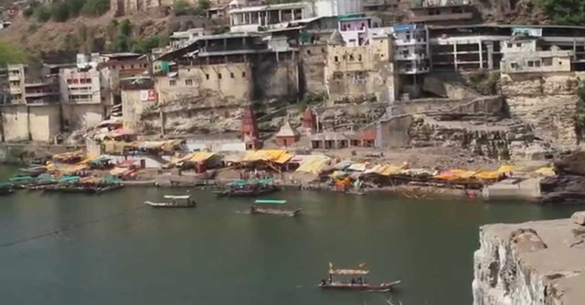 OMKARESHWAR VIDEO