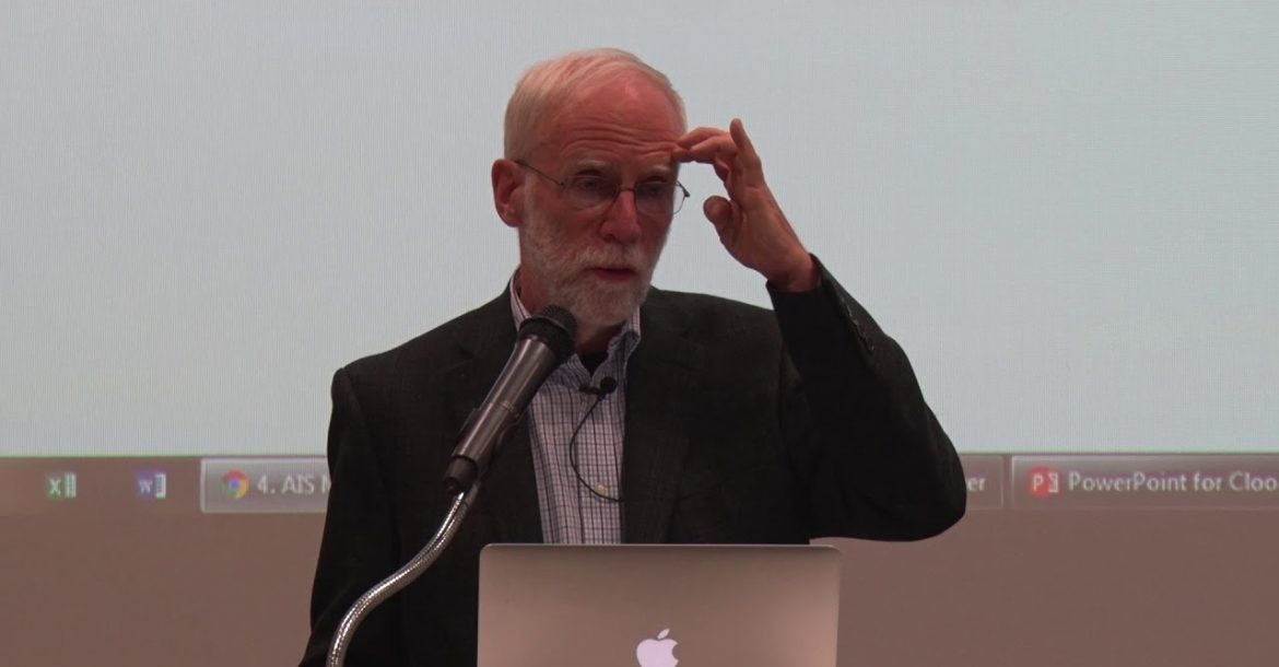 Professor Francis Clooney - Lecture -  'Christianity, Hinduism & Islam at the Crossroads'