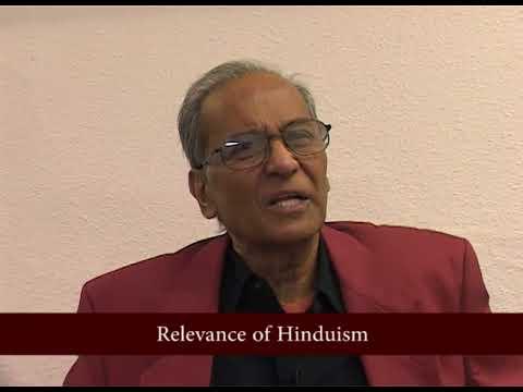 Relevance of Hinduism   Jay Lakhani   Hindu Academy