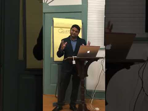 Religions of the World—Hinduism, part 5: Guest Speakers from The Hindu Center of VA
