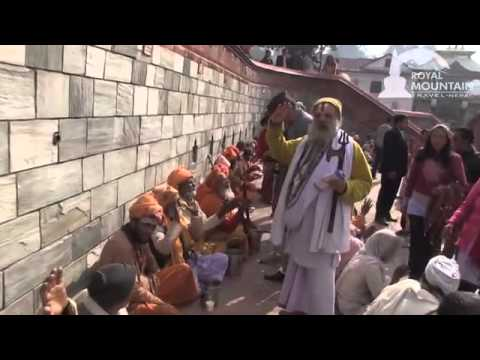Sadhus at Pashupatinath temple*Maha Shivaratri*Colors of Worship in Hinduism