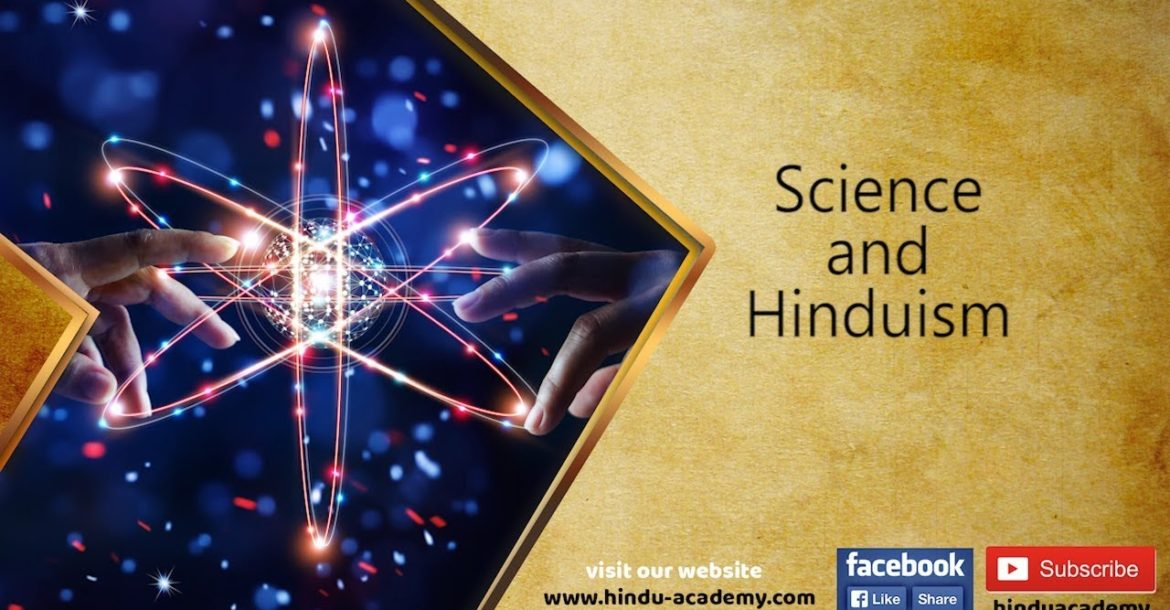 Science and Hinduism | Jay Lakhani | Hindu Academy|