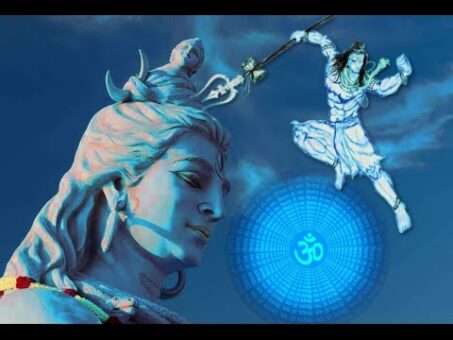 Shiva Tandava Stotram with lyrics. Energetic mantra / song. Meaning below: