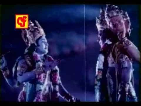 Shiva curses Brahma (Varaha Avatar)