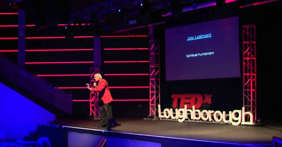 Spiritual humanism | Jay Lakhani | TEDxLoughborough