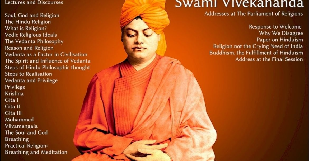 Swami Vivekananda, Paper on Hinduism