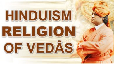 Swami Vivekananda on HINDUISM - RELIGION OF VEDÂS (VEDANTA)