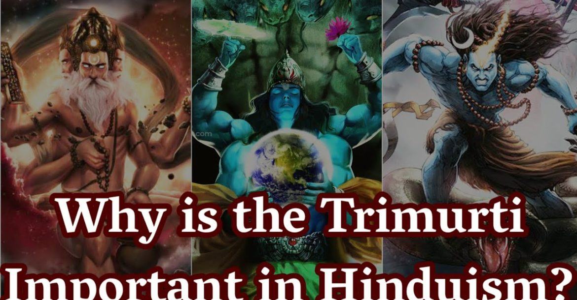 The Importance of Trinity in Hinduism & Why? Most Hindu don't know the meaning of Trimurti/trinity