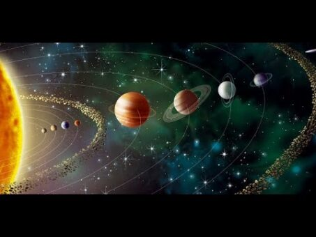 The Solar System and Vedic Hindu Scriptures