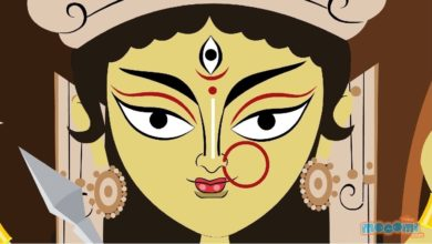 The Story of Goddess Durga in English | Mythological Stories from Mocomi Kids