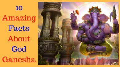 Top 10 Facts About God Ganesha