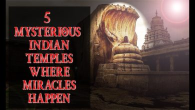 Top 5  -  MOST MYSTERIOUS INDIAN TEMPLES -  Miracles still  happen
