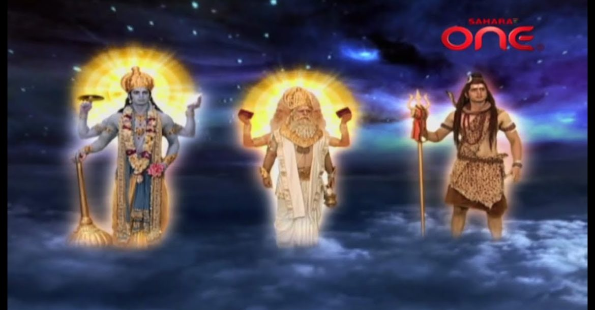 Tridev( Mahadev ,Vishnu,Brahma) Fight With Tambak Sur जय जय जय बजरंगबली   Jai Jai Jai Bajrangbali