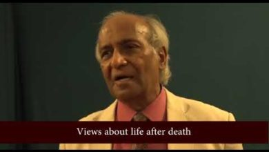 Views about life after death | Jay Lakhani | Hindu Academy