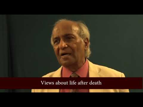 Views about life after death   Jay Lakhani   Hindu Academy
