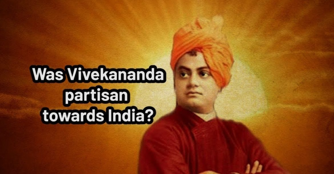 Was Vivekananda partisan towards India? | Jay Lakhani | Hindu Academy | Questions on Hinduism
