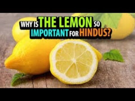 What is Importance of Lemon in Hinduism ? Hinduism Explained | Artha Youtube
