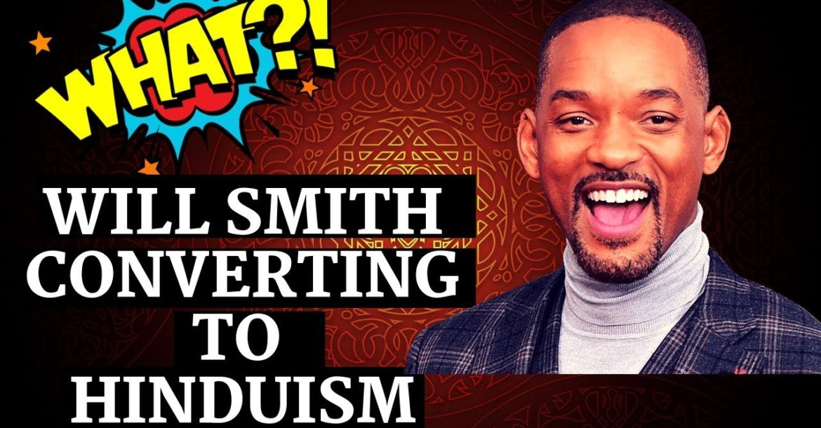 Will Smith Converting To Hinduism? True or Not | Hollywood Hinduism