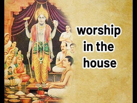 Worship in the house| Jay Lakhani | Hindu Academy