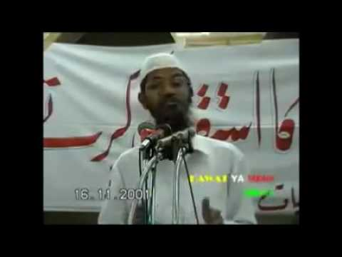 Zakir Naik Insulting Hindu God Ganesh