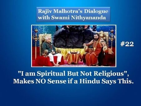 """I am Spiritual But Not Religious"", Makes NO Sense if a Hindu Says This #22"
