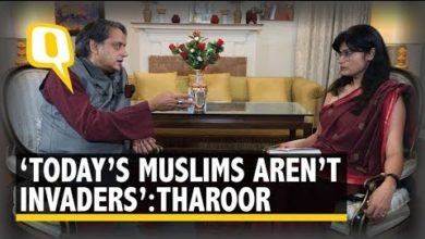 'Can't Respect RSS-BJP's Brand of Hinduism': Shashi Tharoor | The Quint