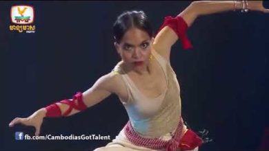 "'Khmer culture' a  blend of Indian Hinduism & Buddhism on ""Cambodia's Got Talent"""