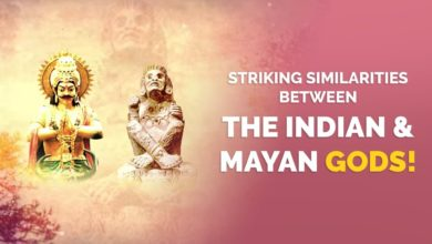 Amazing India - Striking Similarities Between the Indian & Mayan Gods! | Amazing India