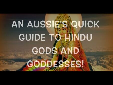 An Aussie's Quick Guide to Hindu Gods Pt1