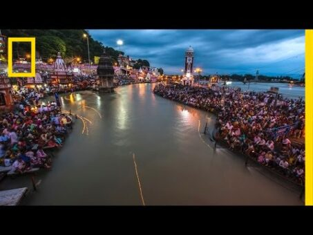 Chasing Rivers, Part 2: The Ganges   Nat Geo Live