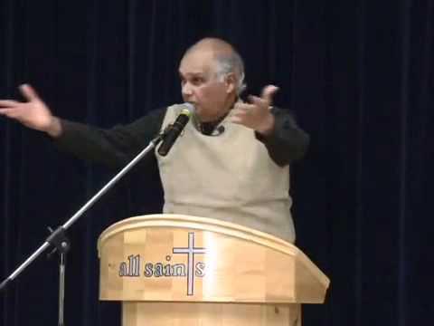 Christianity vs. Hinduism 7/14 Dave Hunt vs Budhendranauth Doobay
