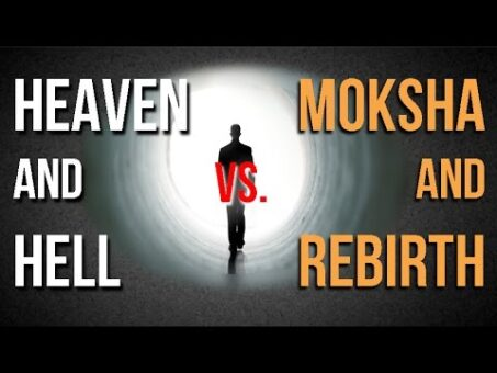 Coordinating Christian and Hindu Ideas on the Afterlife.