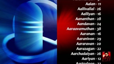 GOD LORD SHIVA NAME - BEST MODERN DEVINE UNIQUE NEW TOP BABY NAME - BEST NUMEROLOGIST - 9842111411