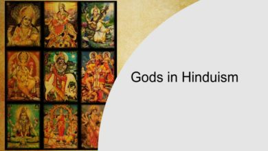 Gods in Hinduism