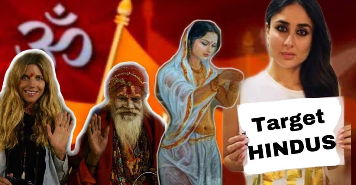 HINDUism : A Soft Target in HINDUstan