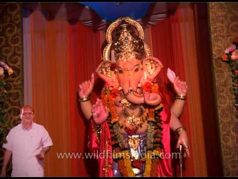 Hindu Lord of Beginnings - Ganesha on Ganesha Chaturthi!